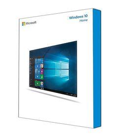 Microsoft Windows Home 10 - x64Bit English Intl DSP DVD