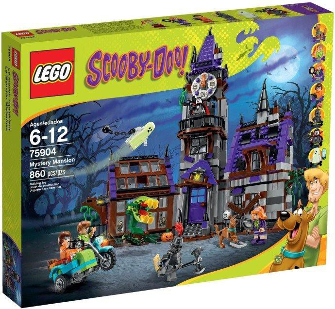 Lego Scooby-doo Mystery Mansion | Buy Online in South Africa ...
