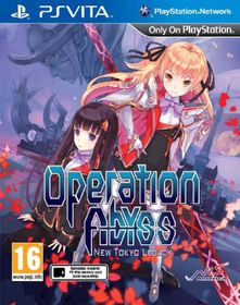 Operation Abyss: New Tokyo Legacy (Italian) (PS Vita)
