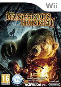 Cabela's Dangerous Hunts 2011 (Solus) (Wii)