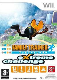Family Trainer: Extreme Challenge Standalone Game (Wii)
