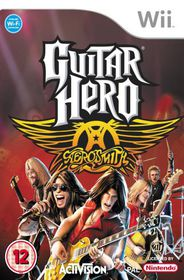 Guitar Hero Aerosmith Standalone Game (Wii)