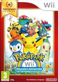 PokePark: Pikachu's Adventure (Selects) (Wii)