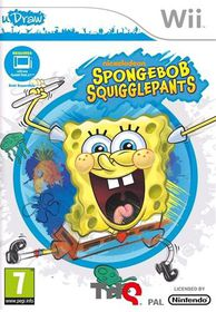SpongeBob Squigglepants (uDraw) /Wii