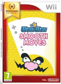 WarioWare: Smooth Moves (Selects) /Wii