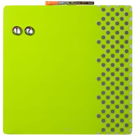 Quartet Combination Dry Erase & Pin Board - Green
