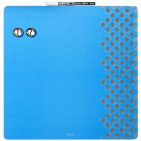 Quartet Combination Dry Erase & Pin Board - Blue