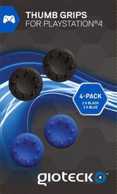 Gioteck - PS4 Analog Thumb Grips (PS4)