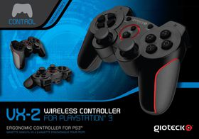 Gioteck - VX-2 Wireless Controller (PS3)