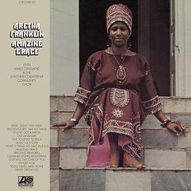 Aretha Franklin - Amazing Grace - (Vinyl)