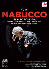 Placido Domingo - Verdi: Nabucco (DVD)
