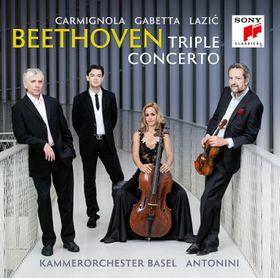 Sol Gabetta - Beethoven: Triple Concerto (CD)