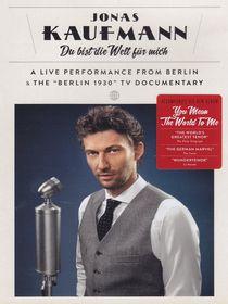 Jonas Kaufmann - Du Bist Die Welt Für Mich (DVD)