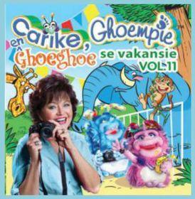 Carike Keuzenkamp - Carike, Ghoempie En Ghoeghoe Se Vakansie Volume 11 (DVD)