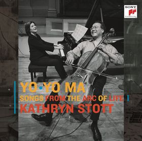 Ma Yo-Yo And Kathryn Stott - Songs From The Arc Of Life (CD)
