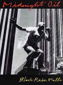 Midnight Oil - Black Rain Falls (DVD)