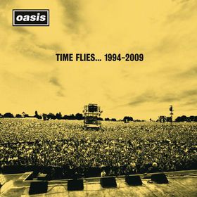 Oasis - Time FliesÂ… 1994-2009 (CD)