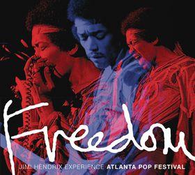 The Jimi Hendrix Experience - Freedom: Live At The Atlanta Pop Festival (Vinyl)