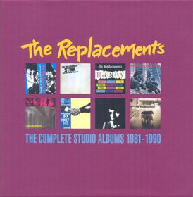 The Replacements - Complete Studio Albums: 1981 - 1990 (CD)