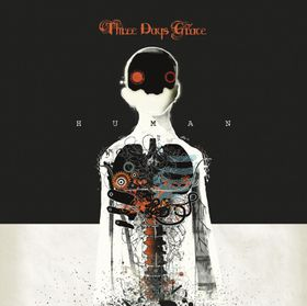 Three Days Grace - Human (CD)