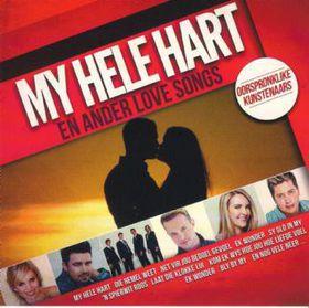 Various Artists - My Hele Hart En Ander Love Songs (CD)