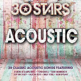 Various Artists - 30 Stars Acoustic (CD)