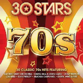 Various Artists - 30 Stars: 70's (CD)
