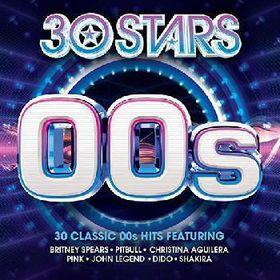 Various Artists - 30 Stars: 2000's (CD)