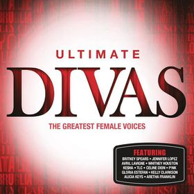 Various Artists - Ultimate: Divas (CD)