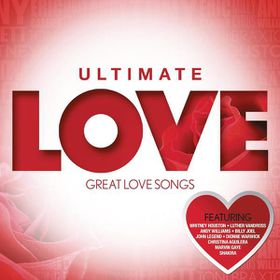 Various Artists - Ultimate: Love (CD)
