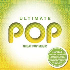 Various Artists - Ultimate: Pop (CD)
