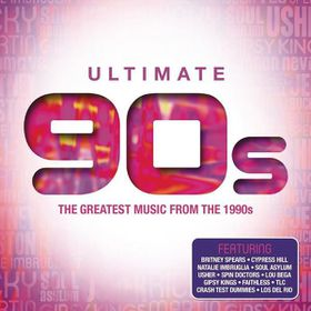 Various Artists - Ultimate: 90's (CD)