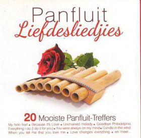 Ryan Walt - Panfluit Liefdes Liedjies (CD)