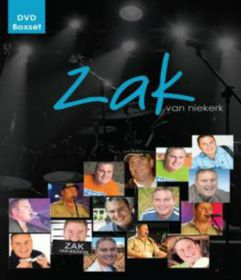 Zak Van Niekerk - Zak Van Niekerk (DVD)