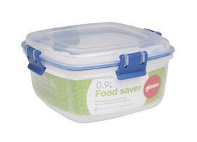 Gizmo - Plastic Food Storage Clip Container - 900ml
