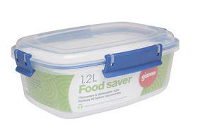 Gizmo - Plastic Food Storage Clip Container - 1.2 Litre