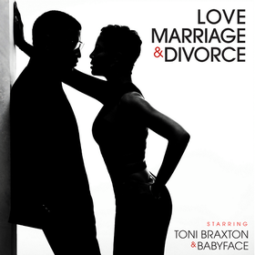 Toni Braxton And Babyface - Love Marriage And Divorce (Tour Edition) (CD)