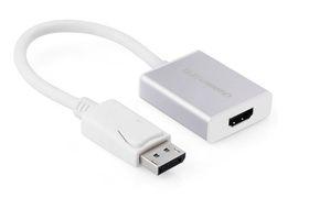 UGreen DisplayPort m to HDMI F Converter