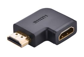 UGreen HDMI 90 degree Right Male to Female Display Port