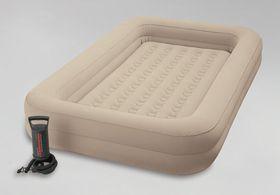 Intex - Kidz Travel Airbed With Pump