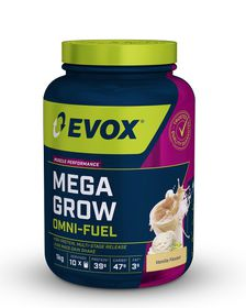 Evox Mega-Grow Vanilla - 1kg