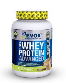 Evox Whey Protein 100% Chocolate - 908g