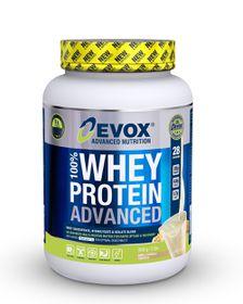 Evox Whey Protein 100% Vanilla - 908g