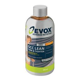 Evox GCC Lean T&T Drinking Concentrate - 240ml