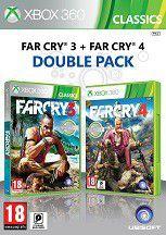 Compilation Far Cry 3 + Far Cry 4 (Xbox 360)