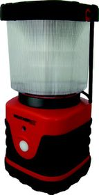 Weather Rite - 300 Lumens Lantern x3 D Cell Batteries - Red