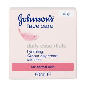 Johnson's Daily Essential Day Cream Normal
