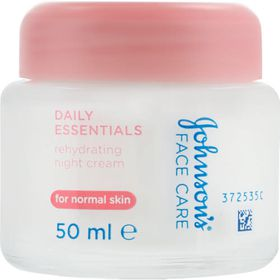 Johnson's & Johnson Daily Essential Night Cream Normal