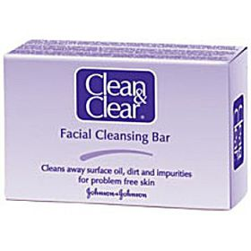 Clean And Clear Cleansing Bar - 75g