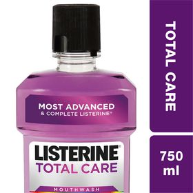 Listerine Total Care Mouthwash - 750ml